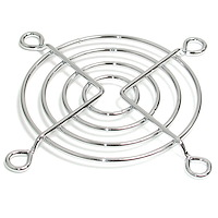 8cm Wire Fan Guard for Case or Cooling Fans