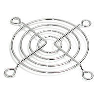8cm Wire Fan Guard for Case or Cooling Fans - 5 Pack