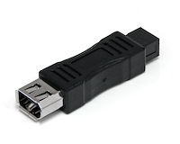IEEE-1394 FireWire Adapter - 9 Pin to 6 Pin M/F