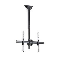 Ceiling TV Mount - 1.8' to 3' Short Pole