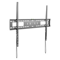 "Heavy Duty Commercial Grade TV Wall Mount - Fixed - Up to 100"" TVs"