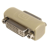 DVI-I Coupler / Gender Changer - F/F