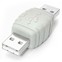 Adaptador de Cable USB A Macho a USB A Macho