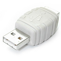USB A to USB B Gender Changer M/F