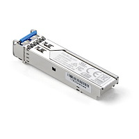 Cisco GLC-EX-SMD Compatible SFP Module - 1000BASE-EX - 1GbE Single Mode Fiber SMF Optic Transceiver - 1GE Gigabit Ethernet SFP - LC 40km - 1310nm - DDM Cisco Firepower, ASR920, IE2000