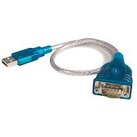 USB to RS232 DB9 Serial Adapter Cable - M/M