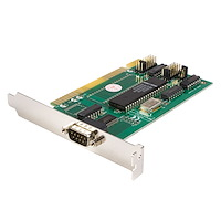 ISA Serial Adapter Card (RS232) with 16550 UART