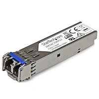 10 pack HPE J4858C Compatible SFP Module - 1000BASE-SX - 1GbE Multi Mode  Fiber Optic Transceiver - 1GE Gigabit Ethernet SFP - LC 550m - 850nm - DDM HPE 1400, 1700, 1820