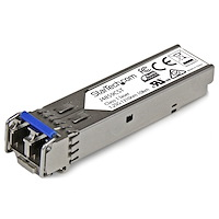 HPE J4859C Compatible SFP Module - 1000BASE-LX - 1GbE Single Mode /Multi Mode  Fiber Optic Transceiver - 1GE Gigabit Ethernet SFP - LC 10km - 1310nm - DDM HPE 1400, 1700, 1820