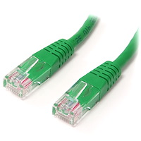 Cat5e (UTP) Patch Cable - Green