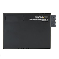 10/100 Multimode Fiber Ethernet Media Converter (SC)