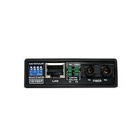 10/100 Multimode Fiber Ethernet Media Converter with PoE (SC)