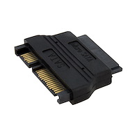 Micro SATA to SATA Adapter Cable with Power