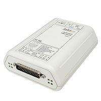 Servidor IP de Dispositivos Seriales de 4 Puertos DB9 RS232