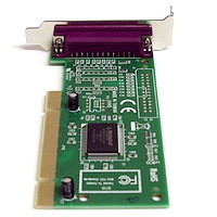 Low Profile PCI Parallel Adapter Card