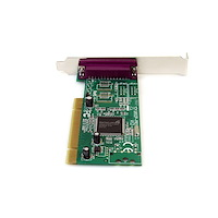 PCI Parallel Adapter Card (Dual Voltage)