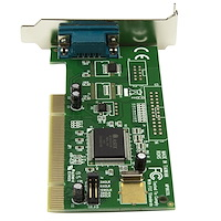 Low Profile PCI Serial Card (RS232) (16550 UART)
