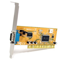 PCI RS232 Powered Serial Card
