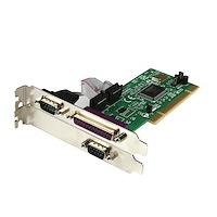 2S1P PCI Serial Parallel Combo Card with 16550 UART