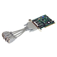 Gallery Image 1 for PCI4S422DB9