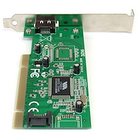 PCI SATA Controller Card (1 Port eSATA + 1 Port SATA) w/ Low Profile Bracket