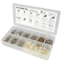 Deluxe Assortment PC Screw Kit - Screw Nuts and Standoffs