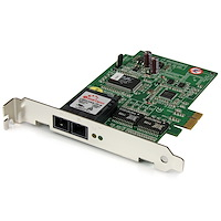 1000 Mbps Gigabit Ethernet Multi Mode SC Fiber PCI Express Card - 550m