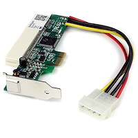 PCI Express Schnittstellenkarte für PCI Low Profile Adapter Karte