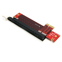 PCI Express X1 to X16 Low Profile Slot Extension Adapter