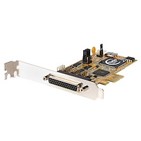 Tarjeta adaptadora PCI Express para 4 puertos seriales RS232 con UART 16950