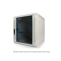 Refurbished 12U 19in Wall Mounted Server Rack Cabinet