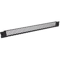 Vented Blank Panel for Server Racks - 1U