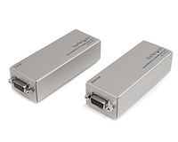 Extender seriale DB9 RS-232 via Cat5 - Fino a 1000 metri