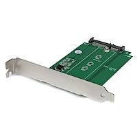 Adaptateur SSD M.2 NGFF vers SATA - Convertisseur de lecteur à état solide à montage dans slot d'extension