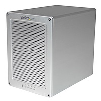 4-Bay Enclosure for 3.5in SATA Drives - Thunderbolt 2 - RAID