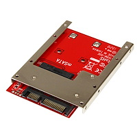 mSATA SSD to 2.5in SATA Adapter Converter