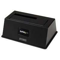 eSATA USB to SATA External Hard Drive Docking Station for 2.5 or 3.5in