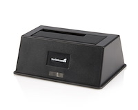 USB to SATA External HDD Docking Station for 2.5 or 3.5in Hard Drive