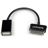 USB OTG Adapter Kabel voor Samsung Galaxy Tab