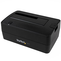 "USB 3.1 (10Gbps) Single-Bay Dock for 2.5""/3.5"" SATA SSD/HDD"