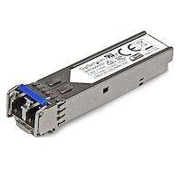 MSA Uncoded SFP Module - 1000BASE-LX - 1GbE Single Mode Fiber (SMF) Optic Transceiver - 1GE Gigabit Ethernet SFP - LC 10km - 1310nm - DDM