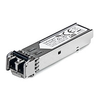 MSA Uncoded SFP Module - 100BASE-ZX - 100MbE Single Mode Fiber (SMF) Optic Transceiver - 100Mb Ethernet SFP - LC 80km - 1550nm - DDM