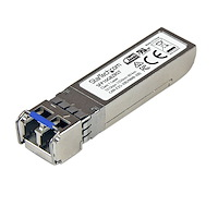MSA Uncoded SFP+ Module - 10GBASE-ZR - 10GbE Single Mode Fiber (SMF) Optic Transceiver - 10GE Gigabit Ethernet SFP+ - LC 80km - 1550nm - DDM