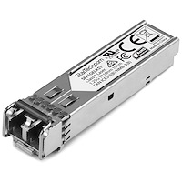 Juniper SFP-1GE-LX Compatible SFP Module - 1000BASE-LX - 1GbE Single Mode Fiber SMF Optic Transceiver - 1GE Gigabit Ethernet SFP - LC 10km - 1310nm - DDM