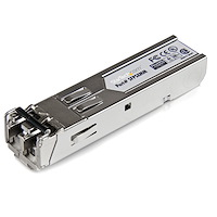 MSA Uncoded SFP Module - 1000BASE-SX - 1GbE Multi Mode Fiber (MMF) Optic Transceiver - 1GE Gigabit Ethernet SFP - LC 550m - 850nm - DDM