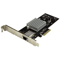 Carte réseau PCI Express à 1 port 10 Gigabit Ethernet avec chipset Intel X550