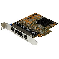 4-Port PCIe Gigabit Network Adapter Card