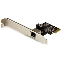 Carte réseau PCI Express à 1 port Gigabit Ethernet avec chipset Intel I210