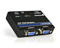 VGA over Cat5 Video Extender Receiver