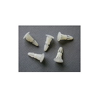 Plastic Snap-In M3 Motherboard Standoffs for ATX Computer Case - 50 Pk